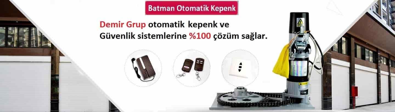 Batman Otomatik Kepenk