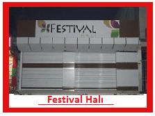 Festival Halı otomatik kepenk